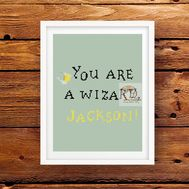 Harry Potter Wizard inspirational cross stitch pattern embroidery pattern