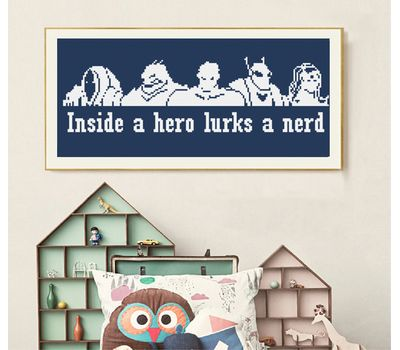 Heroes_and_Vilains_cross_stitch_funny_pattern_download