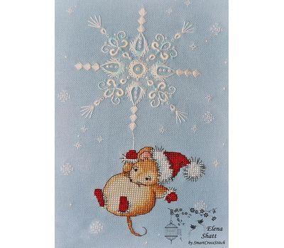 Christmas Cross Stitch pattern Snowflake