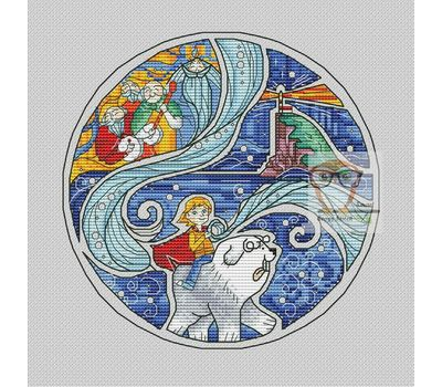Song of the Sea BEN cross stitch pattern