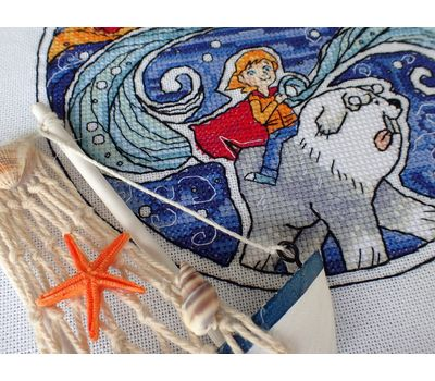 Song of the Sea cross stitch pattern BEN}