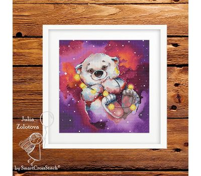 Cure Ursus Bear Cross stitch pattern
