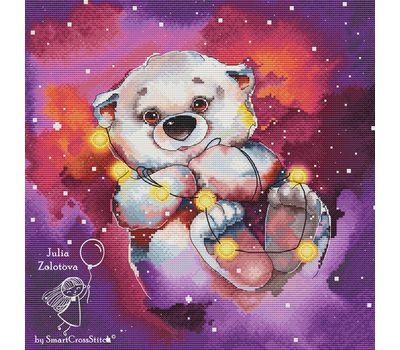 Cure Ursus Bear Cross stitch chart