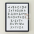 ABC Cross Stitch Pattern FREE